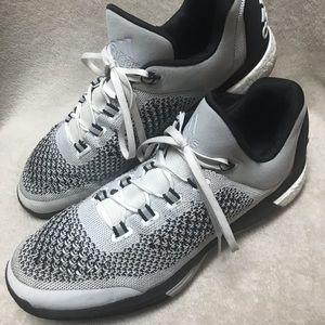 adidas Shoes | Adias High Top Hardcourt | Poshmark